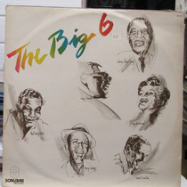 Lp The Big 6 Frank Sinatra Nat King Cole Ray Charles