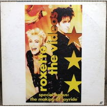 Ld Roxette The Videos Laserdisc Raro Made In Japan