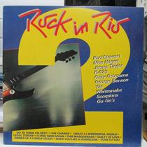Lp Rock In Rio 2 Rod Stewart Nina Hagen Yes Gogos Exx Estado