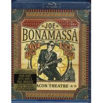 Blu Ray Joe Bonamassa - Beacon Theatre Live From New York
