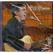 Cd Raimundo Fagner - Ao Vivo Vol. 1 - Novo***