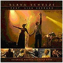 Cd Klaus Schulze Feat Lisa Gerrard Dziekuje Bardzo 3cds