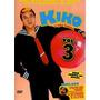 Dvd Kiko E Sua Turma - Volume 3