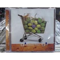 Gilberto Gil O Sol De Oslo Cd Original Excelente Estado