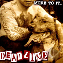 Cd Dead Line - More To It Than Meets The Eye - Skinhead Punk