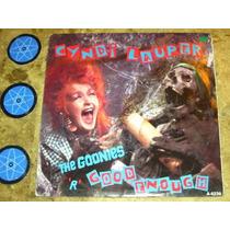 Compacto Imp Cyndi Lauper - Goonies (1985)