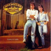 Lp Chitãozinho E Xororó - Cowboy Do Asfalto