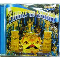 Mpb Pagode Funk Pop Rock Cd Sambas De Enredo 2007 Lacrado