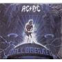 Cd Ac/dc Ballbreaker Digipack