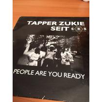 Lp 12 Tapper Zukie People Are You Ready Original Uk Press