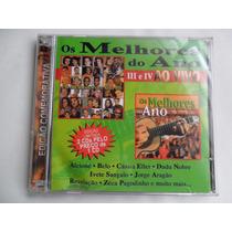 Os Melhores Do Ano Ao Vivo Vol.3 E 4 Cd Duplo Samba Pagode