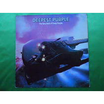 Lp Deep Purple P/ 1980 The Very Best Of Deep Purple