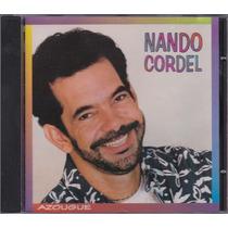 Nando Cordel - Cd Azougue - 1996