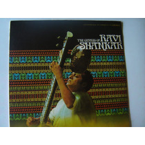 Lp - The Genius Of Ravi Shankar - Zerado - Frete R$ 8,00