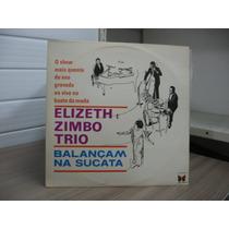 Lp Elizeth Cardoso E Zimbo Trio Balançam Na Sucata