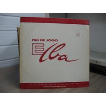 Lp Elba Ramalho Fim De Jogo Promo Mix Single Exx Estado