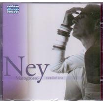Cd Ney Matogrosso - Romântico - Novo***