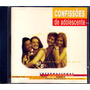 Confissões De Adolescente Cd 1994 Trilha Sonora Internaciona