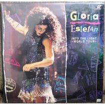 Ld Gloria Estefan Laserdisc Into The Light World Tour