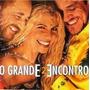 Cd O Grande Encontro 2 - Elba - Zé Ramalho - Geraldo Azevedo