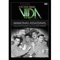 Dvd Mamonas Assassinas - Por Toda Minha Vida (2008) Lacrado