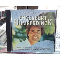 The Great Engelbert Humperdinck Cd Importado Est. Impecavel