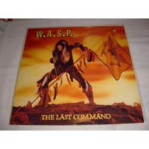Lp Wasp - The Last Command ( Importado Heavy Metal)