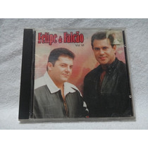 Cd - Felipe E Falcao - Vol. 6 - 1995 - Raro
