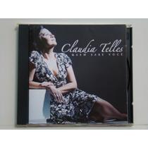 Cd - Claudia Telles - Quem Sabe Você