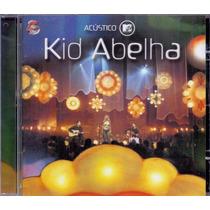 Cd Kid Abelha - Acústico Mtv - Novo***