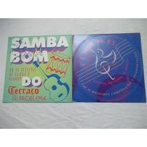 Lote Vinil Lp - Festivais Mpb E Samba - Lote Com 12 Discos