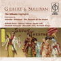Cd Gilbert & Sullivan: The Mikado [highlights