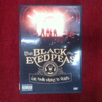 Dvd The Black Eyedpeas - Live From Sdney To Vegas