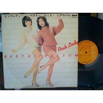 Lp Vinil - Pink Lady Best Hits - Musica Japonesa
