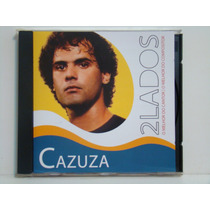 Cd - Cazuza - 2 Lados - Duplo