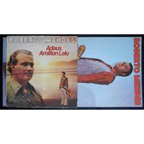 Roberto Mendes Adeus Amilton Lelo - Lp Vinil 1980 + Poster