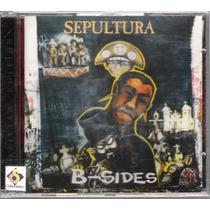 Cd Sepultura - B-sides