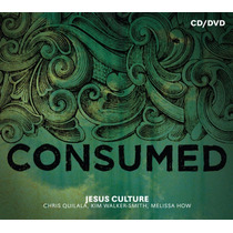 Jesus Culture - Consumed (cd/dvd) (original/lacrado)