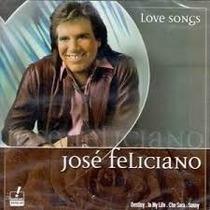 Cd Jose Feliciano Love Songs