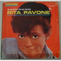 Lp Rita Pavone- The International Teen Age Sensation