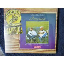 America, Cd The Best Of America, Emi-2005 Lacrado