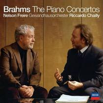 Cd Brahms: Piano Concertos, Nos. 1 & 2
