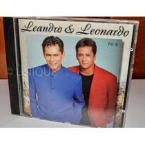 Cd - Leandro E Leonardo - Vol 9