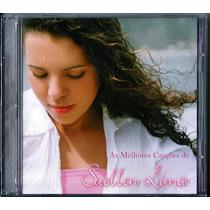Cd Suellen Lima - As Melhores Canções (duplo Cd + Pb)