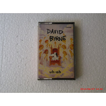 David Byrne - Uh-oh - Fita K7 (nova Lacrada), Edição 1992