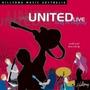 Cd Hillsong Music Austrália - United Live
