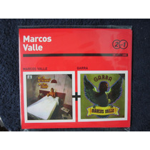 Marcos Valle, Cd Duplo Marcosvalle-1970 E Garra-1974