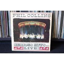 Phil Collins Serious Hits... Live! Genesis Duplo Lp