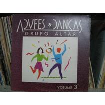 Lp Grupo Altar Adufes E Danças Musica Gospel