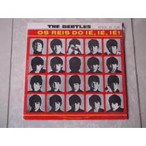 Lp The Beatles: Os Reis Do Ié, Ié, Ié (a Hard Day